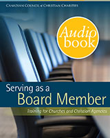 Serving as a Board Member  [Audio book]