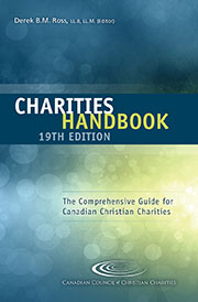Charities Handbook 19th Edition <i>[Paperback]</i>