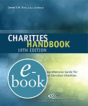 Charities Handbook 19th Edition <i>[E-book]</i>