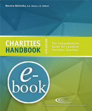 Charities Handbook 20th Edition [E-book]