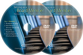Serving as a Board Member >i>[DVD set] >/i>