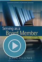 Serving as a Board Member [Online Video Version]