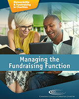 Managing the Fundraising Function