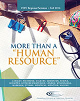 "More Than a ""Human Resource"" <i>[Booklet]</i>"