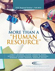 "More Than a ""Human Resource"" (Recorded Seminar)"