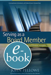 Serving as a Board Member
