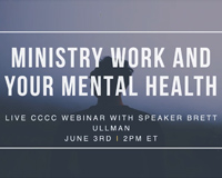 Ministry Work and Your Mental Health