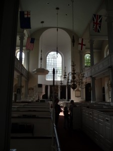 Old North Church Sanctuary