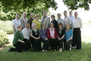The wonderful CCCC staff
