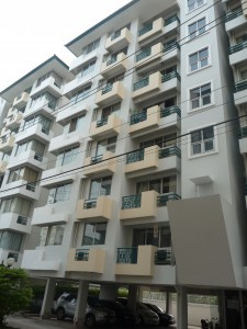 Jessica's apartment building