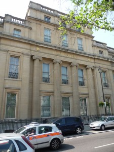 Canada House exterior