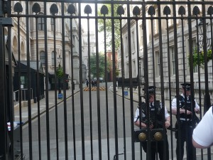 View of Downing Street
