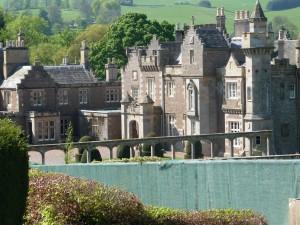 Home of Sir Walter Scott