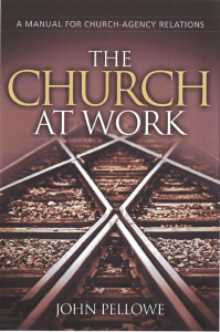 Cover of The Church At Work