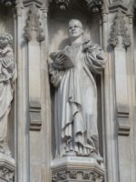 Dietrich Bonhoeffer at Westminster Cathedral