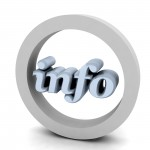 Web icon for information