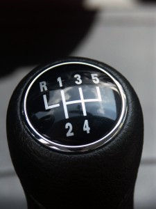 Gear shift stick