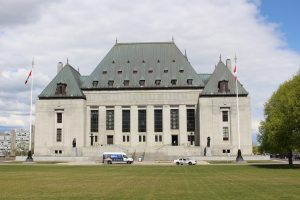 Supreme Court of Canada, Ottawa