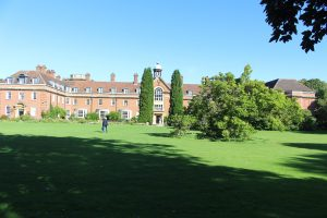 St Hughes College, Oxford University