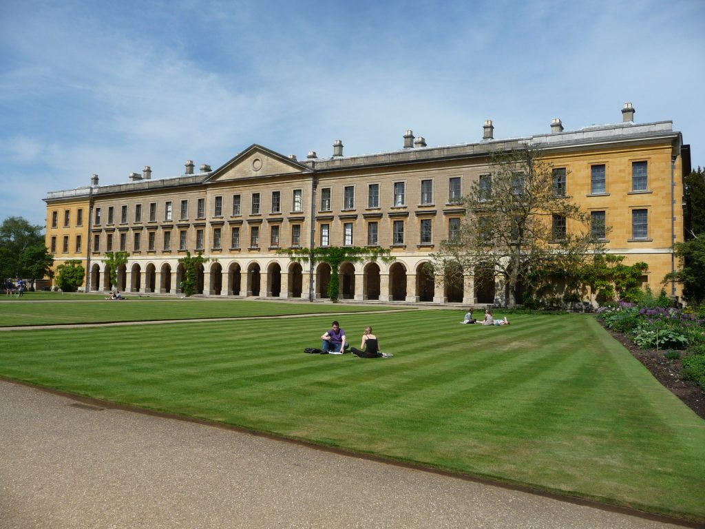 photo of Magdalene College